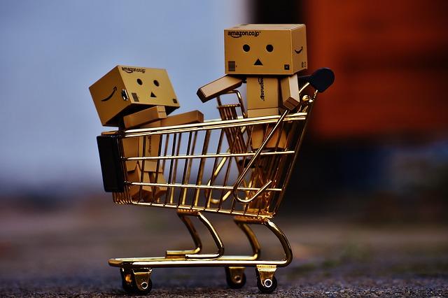 買い物下手の解決策はアマゾンかどうか実験してみるよ!ってお話