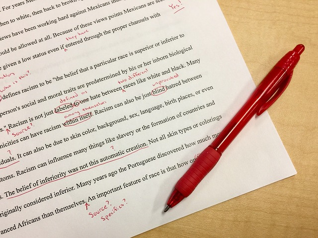 ADHDライターが何かを書くときに絶対必要なのは熟練の校正者だよね!ってお話