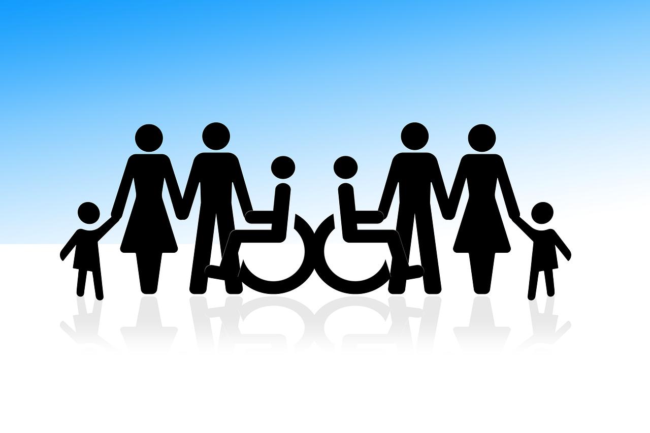 障害者は労働力になれないの?少子高齢化と労働力不足と働き方とのギャップのお話